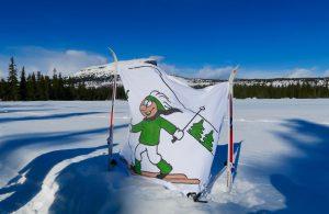 Vinter i Skeikampen